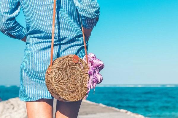 torebka na plażę
